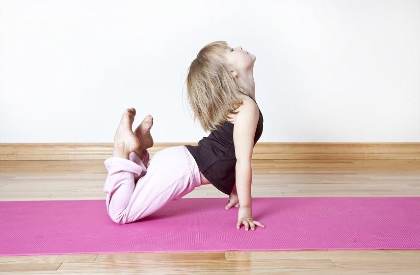 Yoga para Niños con Necesidades Especiales