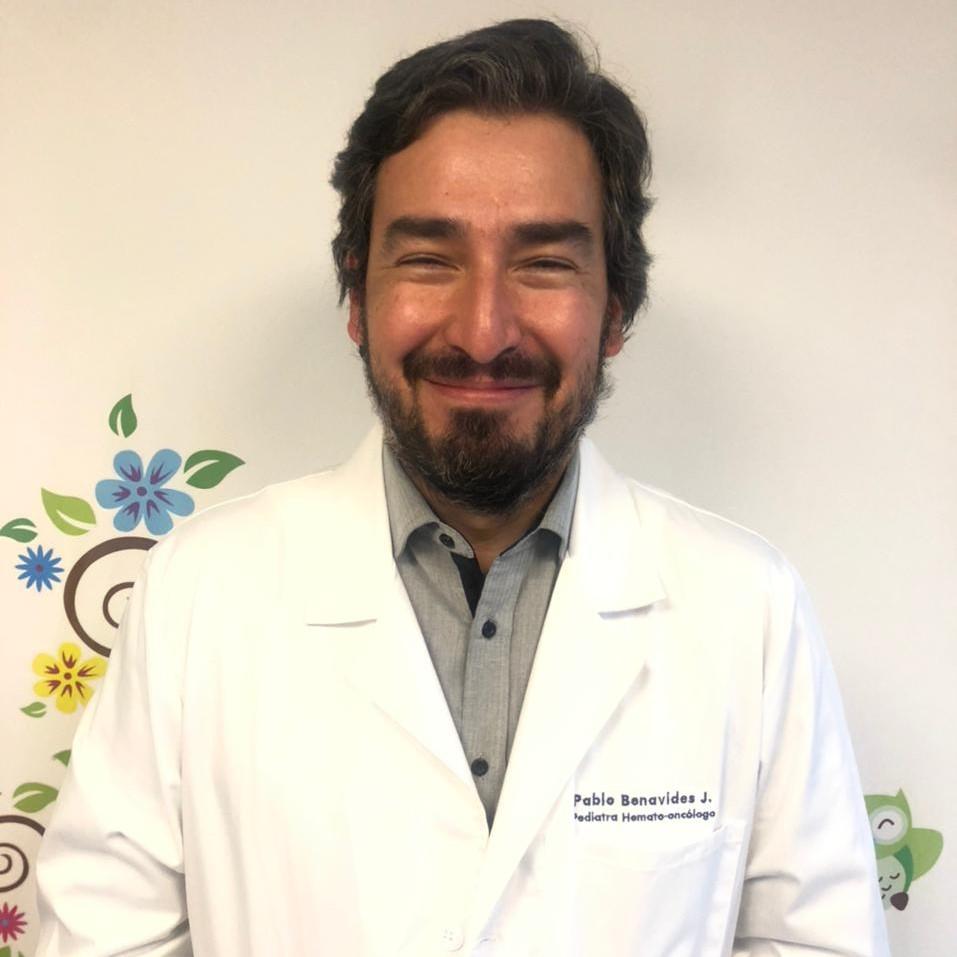 Pablo Benavides Pediatra Hematologo